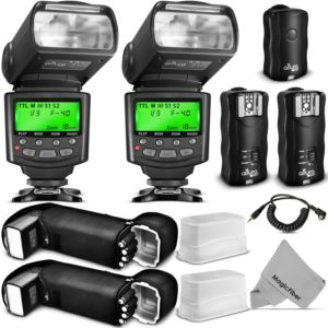 Altura Photo Studio Pro Flash Kit