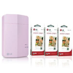 LG Pocket Photo Printer