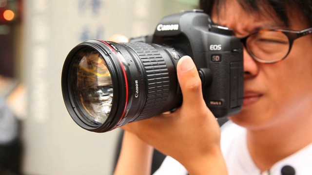 All-around Canon Lens