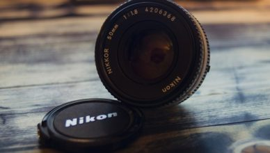 Nifty Fifty Lens
