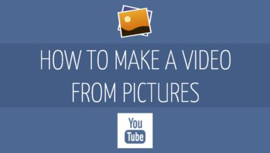 Make a Video with Photos and Music