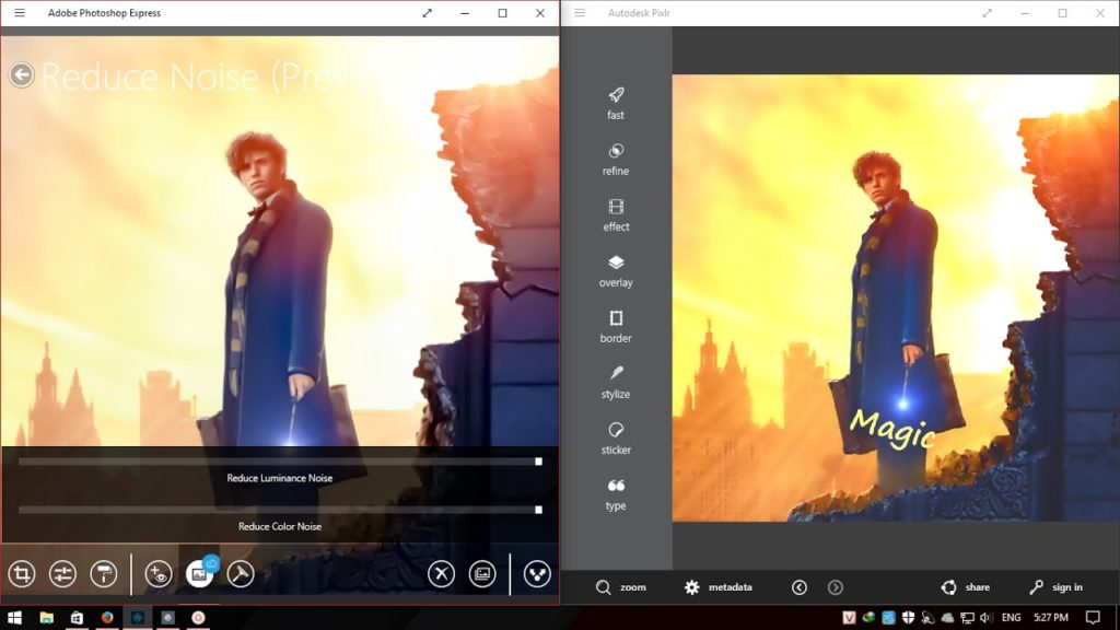 Pixlr Vs Photoshop Express Which One To Choose What
